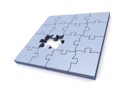 Leaving Hardest Part Till the End Might Result in a Puzzle Piece that Doesn't Fit