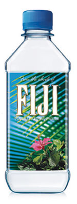 Fiji water travels more than 5,000 miles to get to your hands