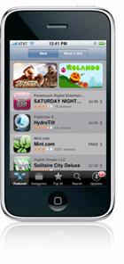 iPhone 3g + App Store
