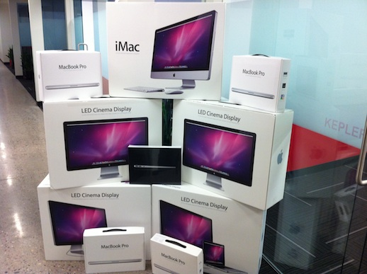 Mac boxes